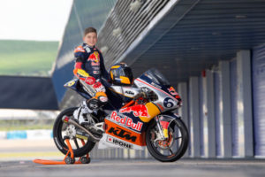 RedBull MotoGP Rookies Cup startet in Jerez