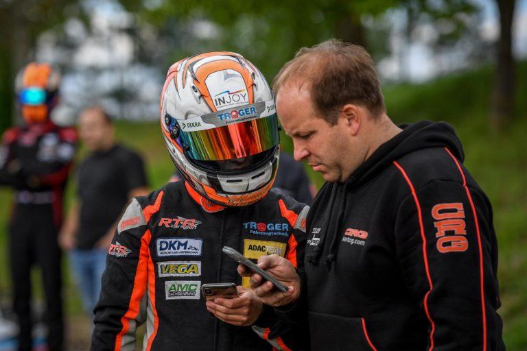 Niels Tröger erlebt Happy-End beim ADAC Kart Masters in Oschersleben