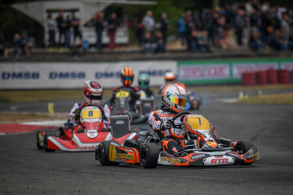 Niels Tröger schafft bei der DKM den Sprung in die Pokalränge