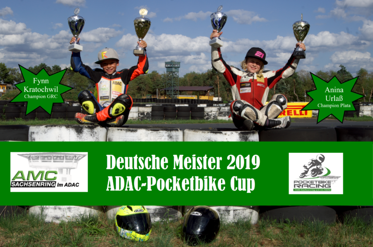 Pocketbike Meister 2019