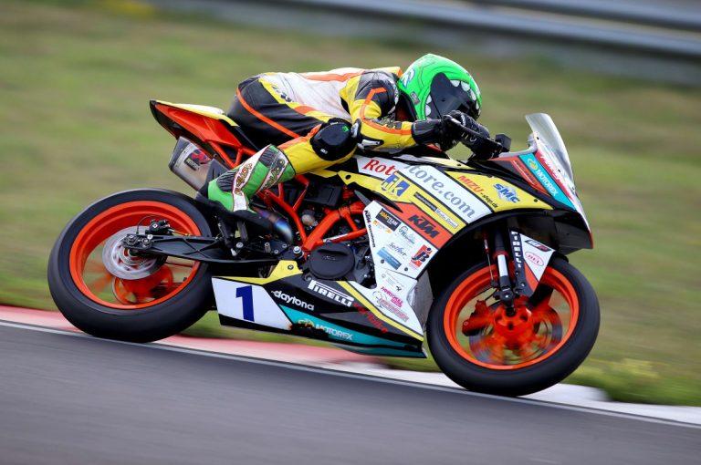 5. Rennveranstaltung bei den Gamma Racing Days in Assen vom 16. bis 18.08.2019