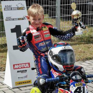 Read more about the article AMC Pocketbiker füren zu Saisonhalbzeit