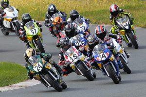 Read more about the article AMC – Sportler mischen Minibike Einsteigerklasse auf